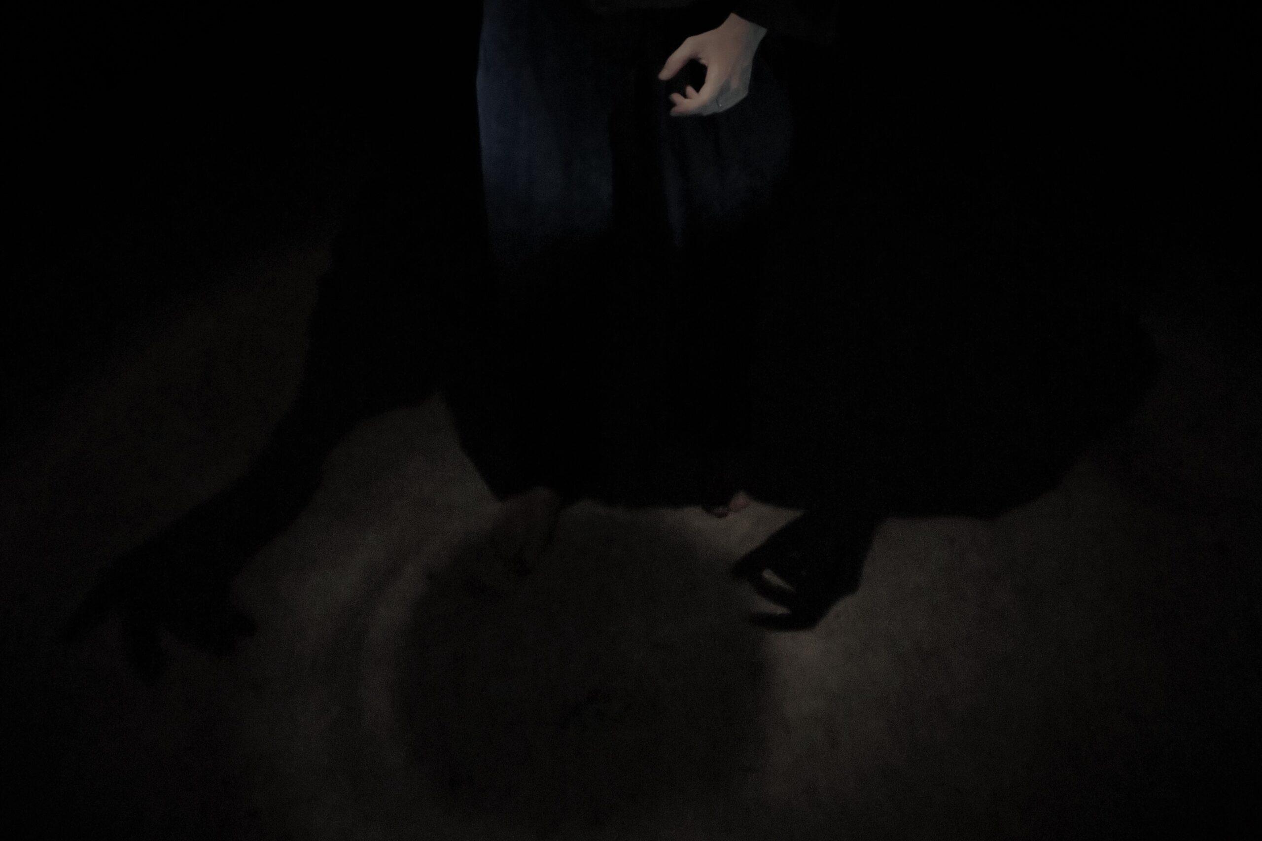 i mørketIII